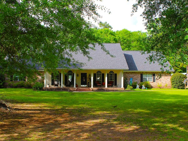 Edgewood Circle is located in Union Parish and just outside of Lake D'Arbonne State Park