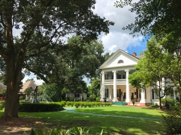 Enjoy a staycation at the lovely Historic Michabelle Inn Bed/ Breakfast near downtown Hammond