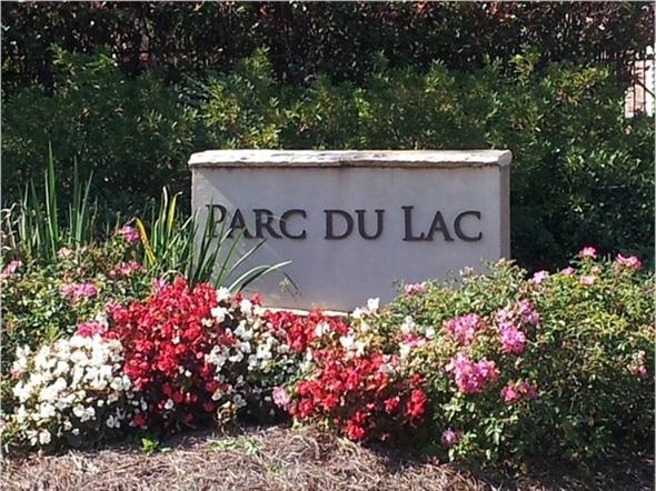 Parc Du Lac Mandeville Subdivision