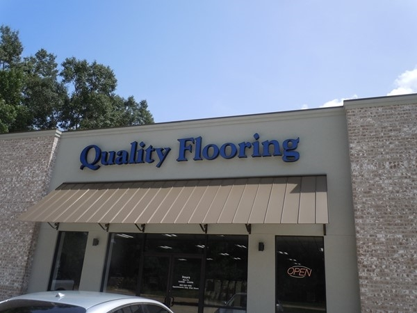 Quality Flooring. For all your flooring needs