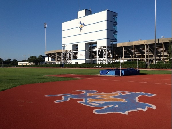 McNeese Track - A great place to walk