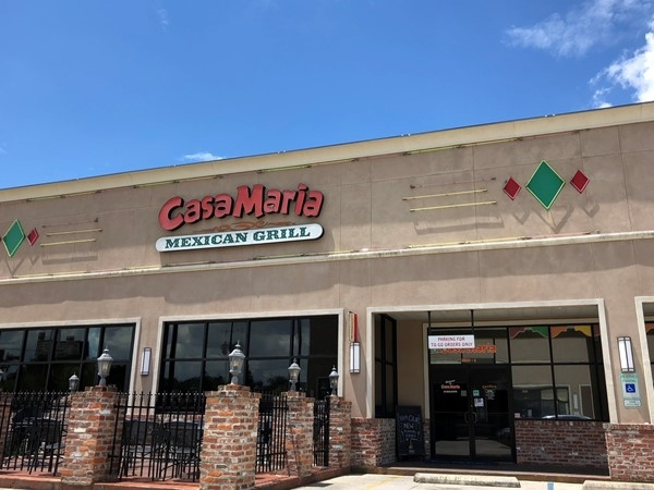 This is The Hubs favorite Mexican restaurant in Gonzales