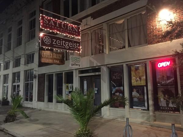 Zeitgeist Multi-Disciplinary Arts Center - 1618 Oretha Castle Haley Boulevard