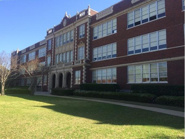 C.E.Byrd High School