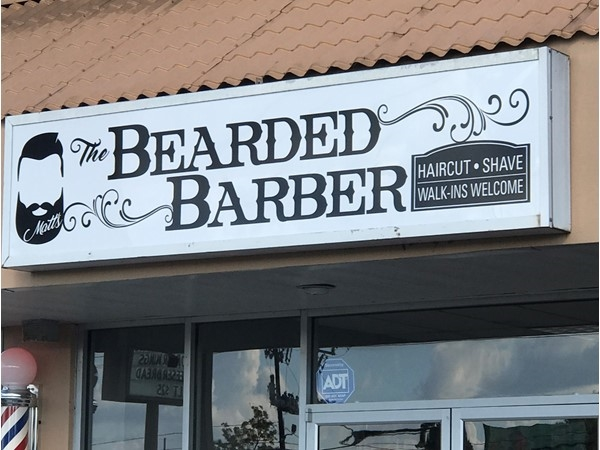 """The Bearded Barber - """"Old Fashion Barber with a Modern Feel"""""""