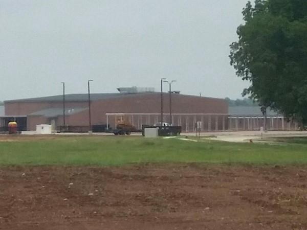 New construction of Kingston Elementary