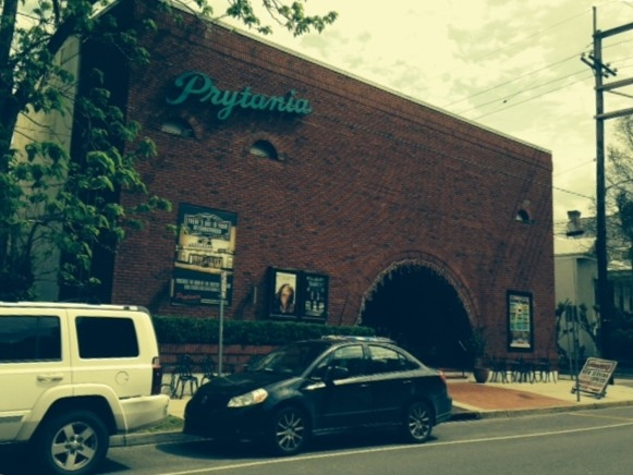 Prytania Theatre located in Uptown New Orleans