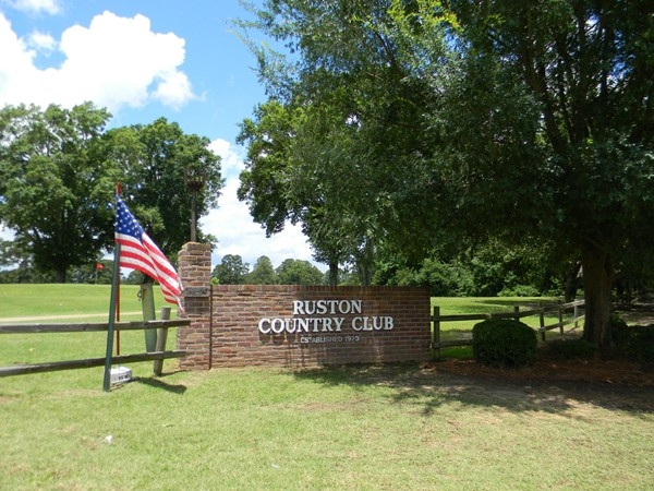 Beautiful Ruston Country Club provides convenient, affordable fun