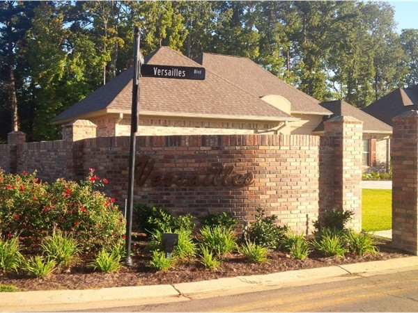 Versailles Estates Subdivision Real Estate Homes For