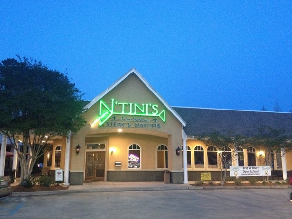 Ntinis restaurant in The Village shopping center. Great food and martinis.