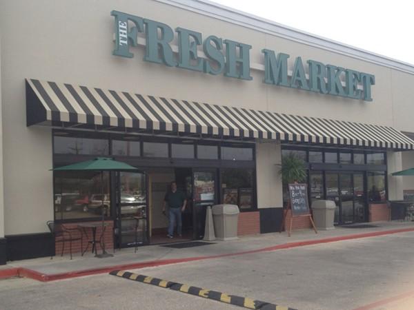 The Mandeville Fresh Market