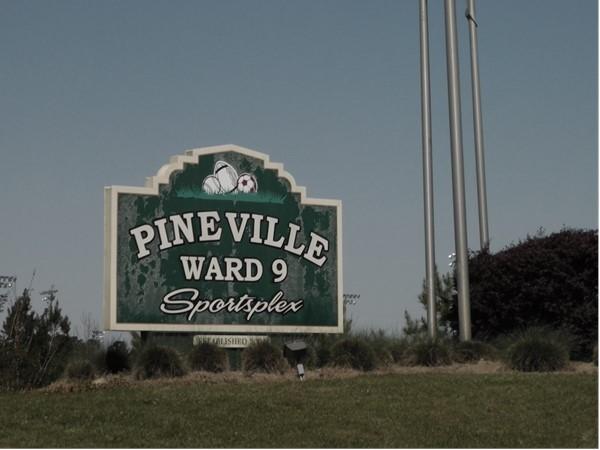 Pineville Ward 9 Sportsplex
