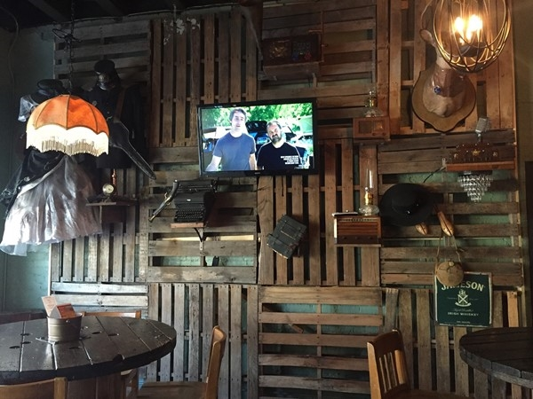 The Brass Monkey Pub & Patio is a great place to dine, drink or simply hang out for a relaxing time