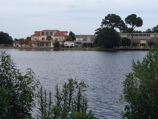 Enjoy fishing, kayaking, a canoe ride or paddle boarding at Bayou St. John