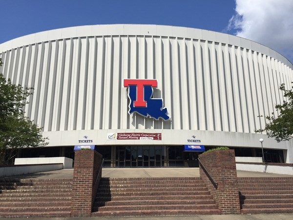 The Thomas Assembly Center is an 8,000-seat multi-purpose arena located on LA Tech's campus