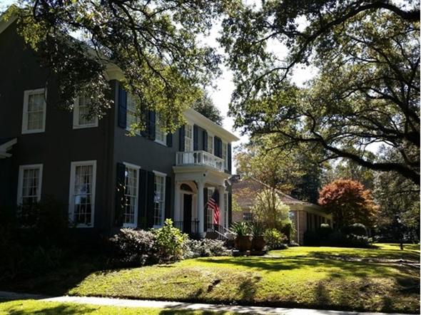 Another Garden District Beauty In Baton Rouge