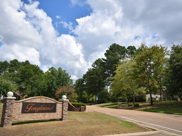 Tanglewood Subdivision