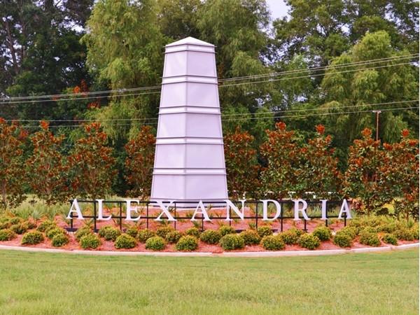 Alexandria is the heart of Louisiana