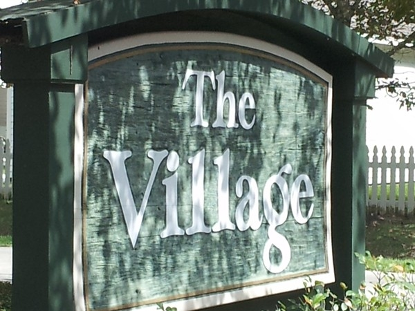 """The Village has  charming """"Old Covington"""" style homes on the Northshore"""