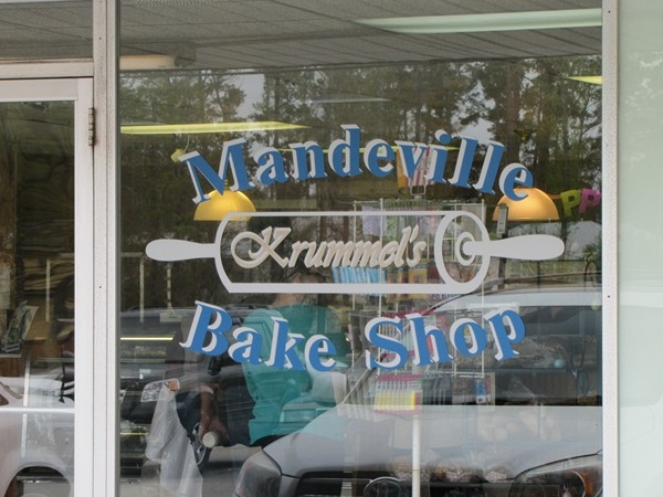 Mandeville's Krummel's Bake Shop has the best pastries, French bread and kingcakes