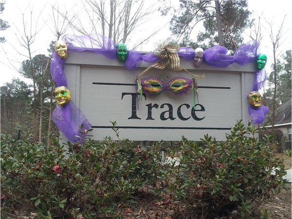 "Greenleaves Subdivision ""Trace"" Neighborhood"