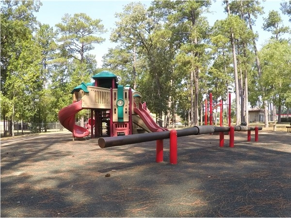 Come enjoy some shaded fun at Kees Park in Pineville