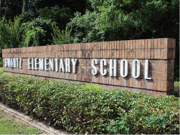 Swartz Elemetary Upper School offers classes for third through fifth grades