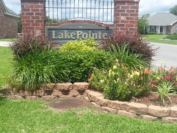 Quiet lake subdivision offering seclusion and convenience to shopping and restaurants