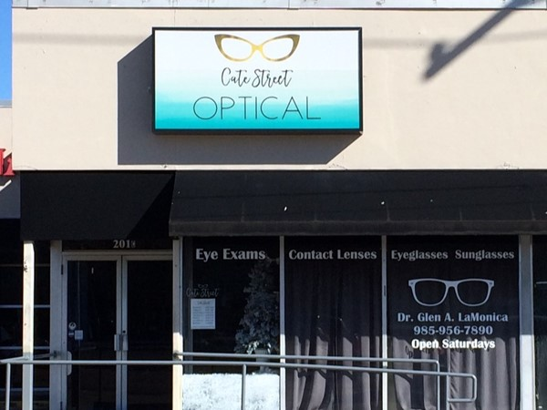 Great spot for your eye care needs