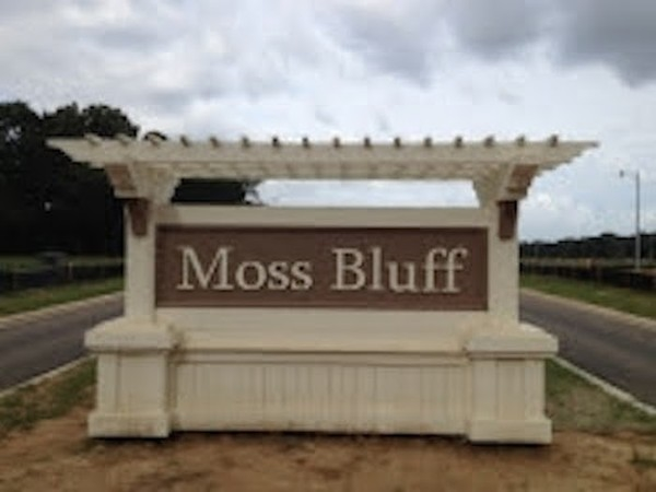 Moss Bluff is DSLD's newest development located off of Moss St Extension