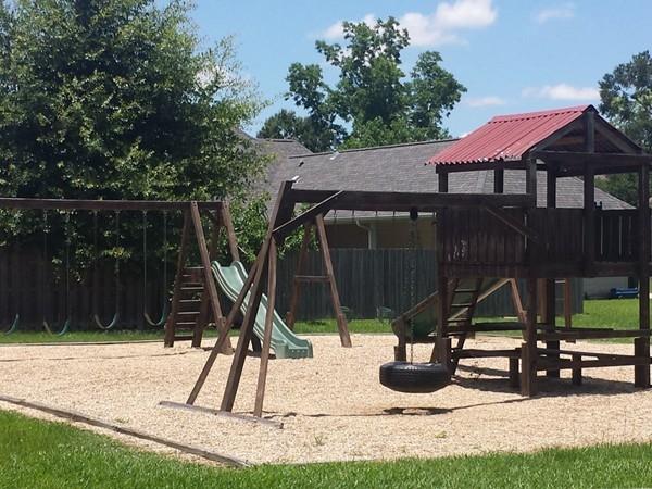 Longwood Playground