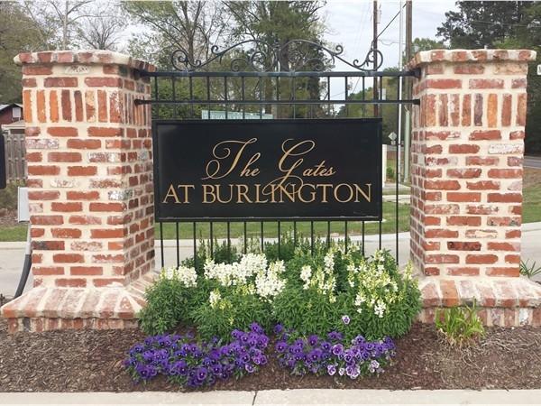 The Gates at Burlington: An active adult community 55 plus