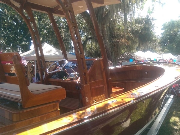 25th Annual Madisonville Wooden Boat Festival