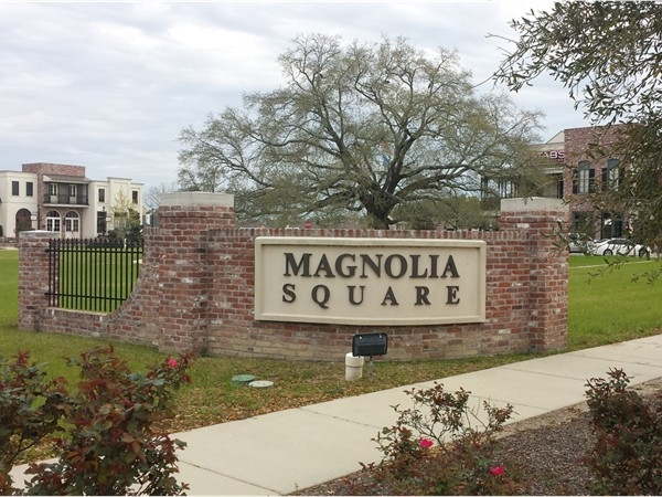 The Village at Magnolia Square is a TND - Traditional Neighborhood Development