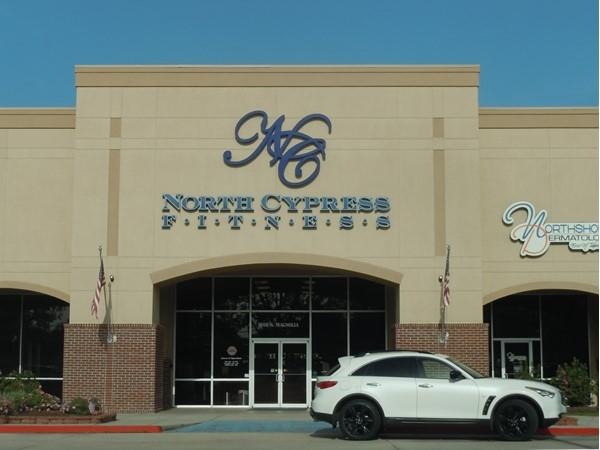 Hammond's biggest fitness center - North Cypress Fitness
