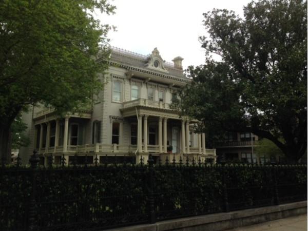 Louise S MeGehee School in Uptown New Orleans