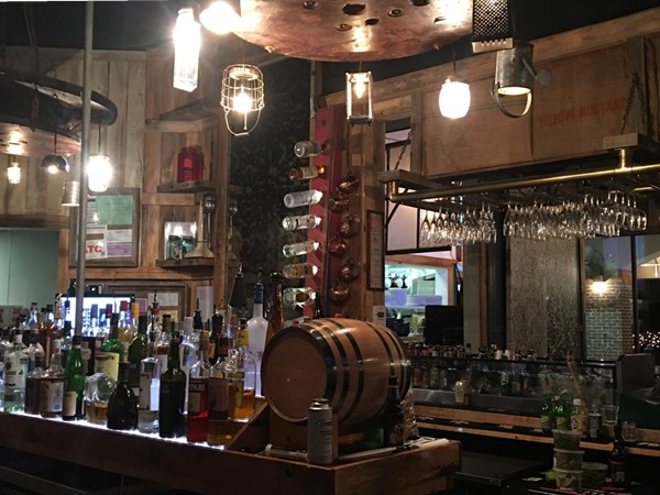 Tejas Kitchen offers modern Southwestern Quizine and specialty cocktails
