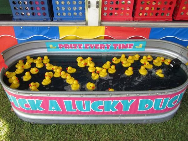 Pick A Lucky Duck