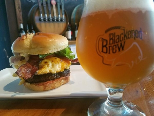 You have to check out Blackened Brew located in the heart of Hammond