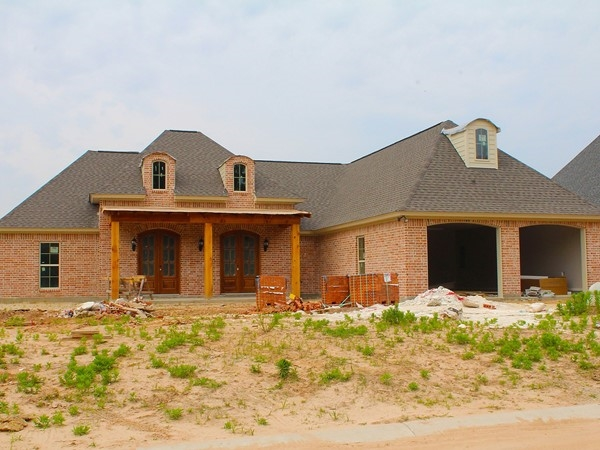 The first phase of Bayou Trace includes 49 lots with several located on Bayou Desiard
