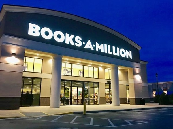 Find books, toys, and tech at Books A Million
