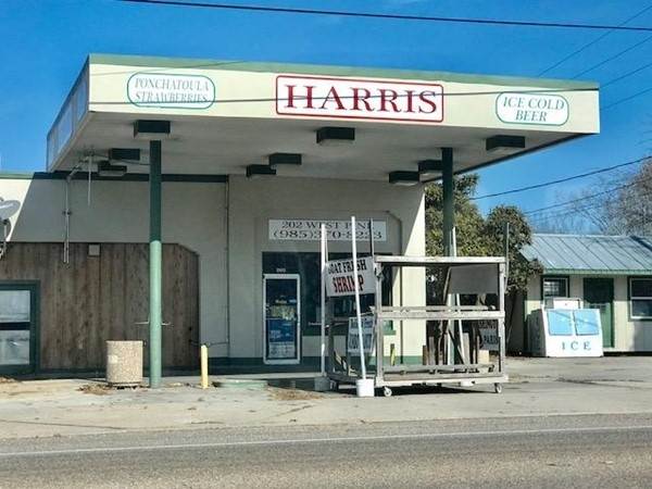 Harris Seafood. The best in town