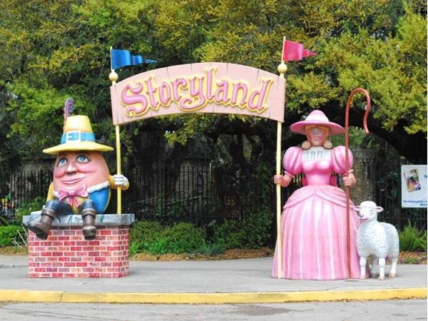 Storyland in City Park