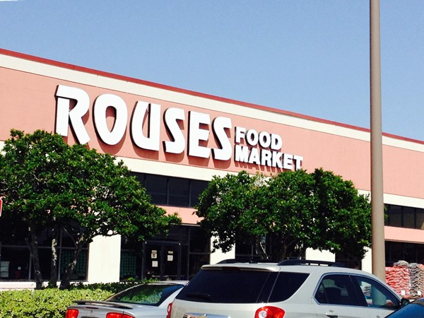 Great locally owned grocery