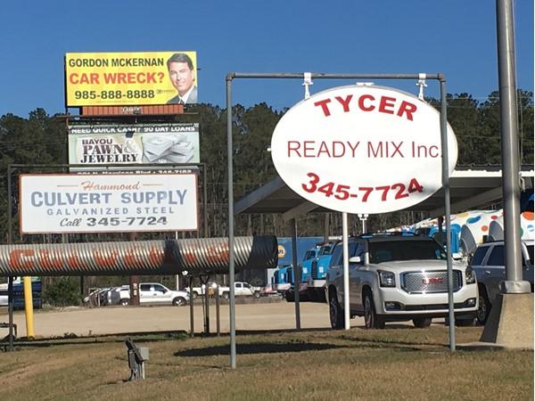 Tycer Ready Mix