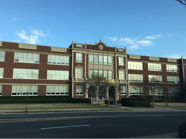 The historic C E Byrd Magnet High School is known for its athletics and academic achievements