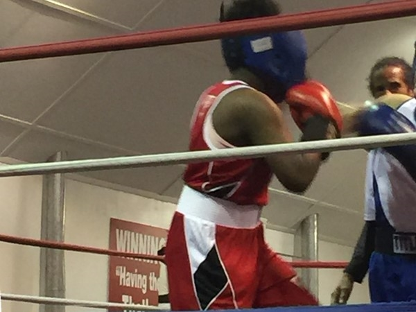 Catch a fight or two at Norman's Boxing Gym in Arabi