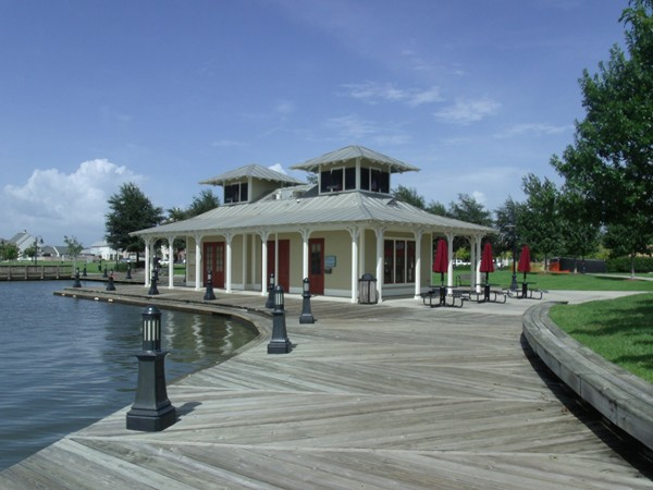 Community Activity Clubhouse at Sugar Mill Pond