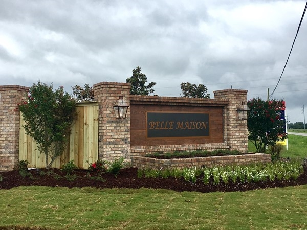 Belle Maison - New subdivision in Youngsville