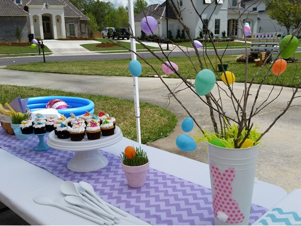 Carriagewood Estates Easter Egg Hunt goodies